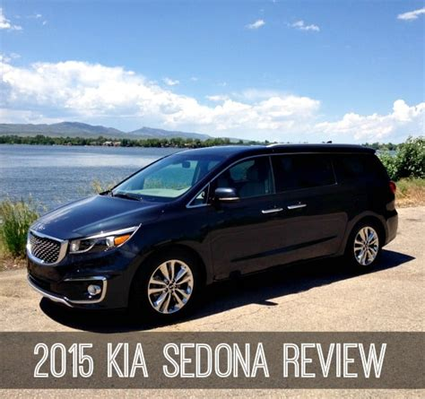 Kia Sedona 2015 Review by Kia Sedona Review Inspiration For
