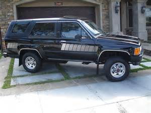 1985 Toyota Parts 1985 Toyota 4runner Parts