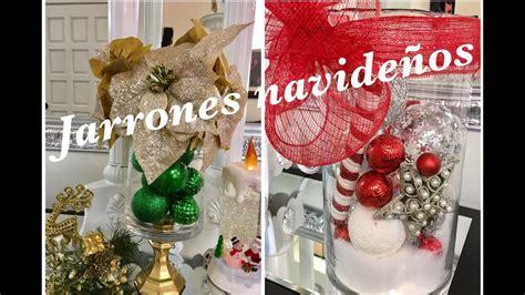 como decorar jarrones de cristal para navidad 5 increibles ideas para decorar en navidad con jarrones