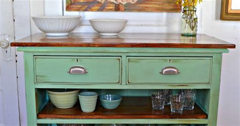 heir and space tables as kitchen islands heir and space antique dresser turned kitchen island