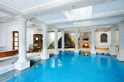 top 10 indoor swimming pools zoopla leisure and entertainment in the home homebuilding