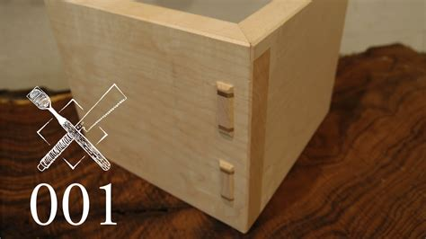 joint venture ep wedged mitered  tenons