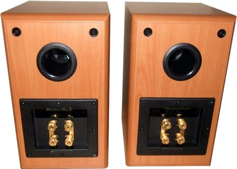 mordaunt ms902 bi wireable bookshelf speakers in