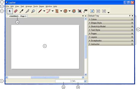 sketchup layout introduction introduction to the layout interface sketchup knowledge base