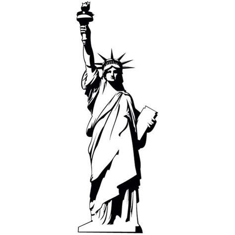 statue of liberty drawing template 1000 ideas about statue of liberty drawing on