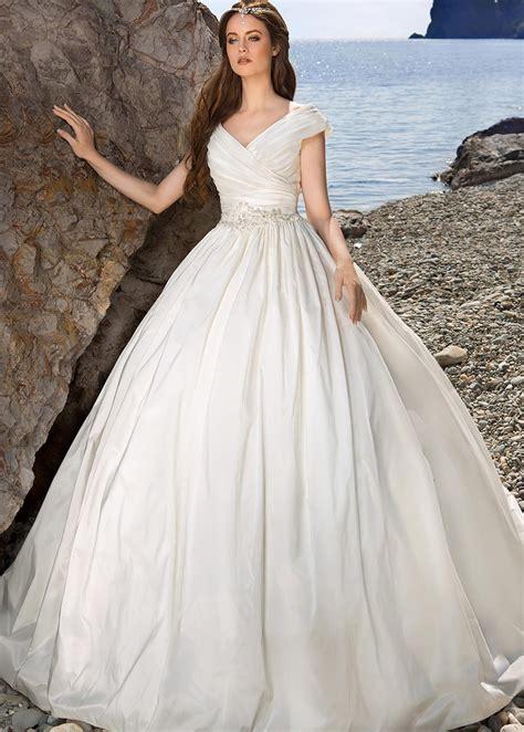 imagenes vestidos de novia manga corta vestidos de novia corte princesa con manga corta