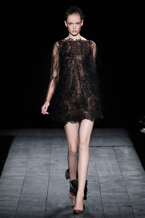 117 Desinger Boots For Winter 2009 2010 by Top 12 Valentino Dresses Fall Winter 2009 2010 Fashion