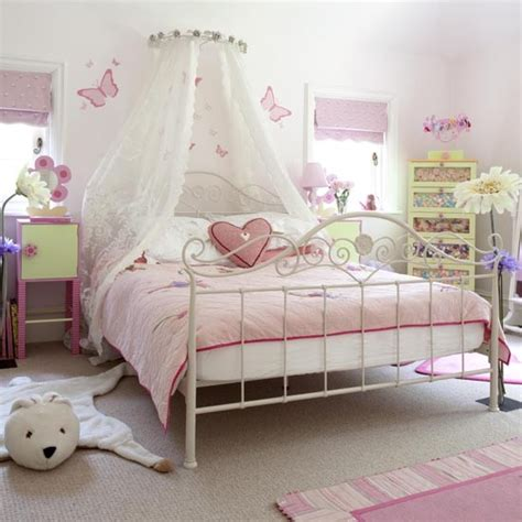 pretty girls room pretty princess bedroom girls bedrooms 10 stylish ideas housetohome co uk