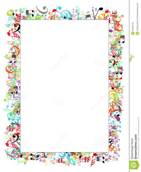 cornici da stare gratis colorate color pattern clipart border