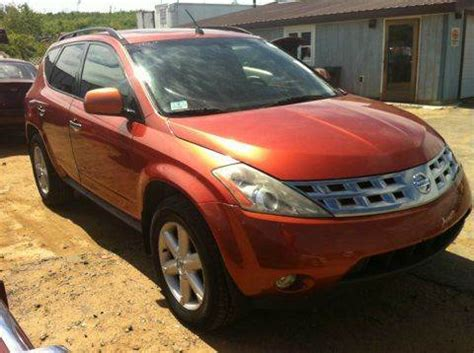 used nissan murano for sale in ma 2003 nissan murano for sale carsforsale