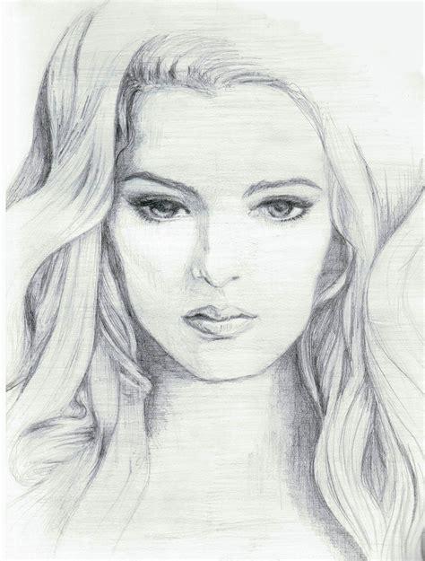 Sketches Faces by Doodles Sketches Emeraldsantos