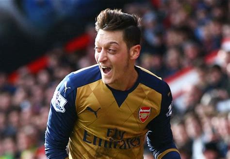 barcelona ozil barcelona are better than arsenal ozil is too