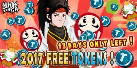 game mod ninja saga terbaru ninja saga token emblem hack permanent januari 2017