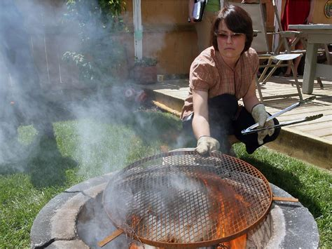 smoking weed in the backyard stricter firepit rules proposed for edmonton s backyards