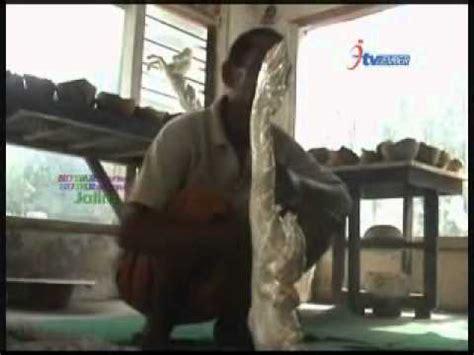 Gorden Kerang kerajinan patung naga dari kerang laut banyak di pesan wmv