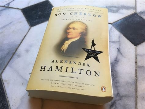 george washington biography ron chernow 9 life and finance lessons from quot alexander hamilton
