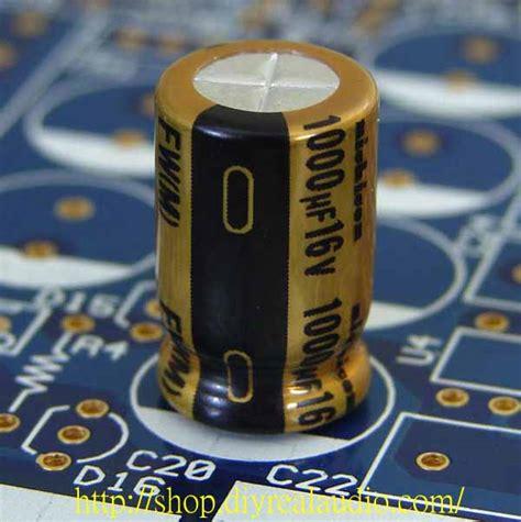 Nichicon Muse Fg Series 47uf25v nichicon gold led verlichting watt