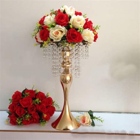 Wedding Bouquet Stand by 2017 Wedding Bouquet Flower Centerpieces Decoration
