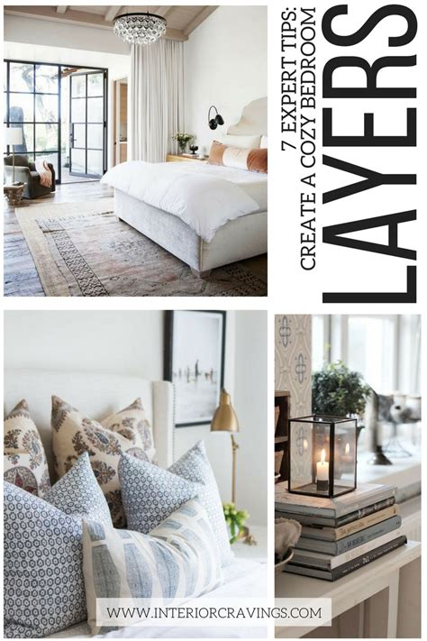 7 tips for creating a cozy calming bedroom apartment 7 expert tips create a cozy bedroom interior cravings