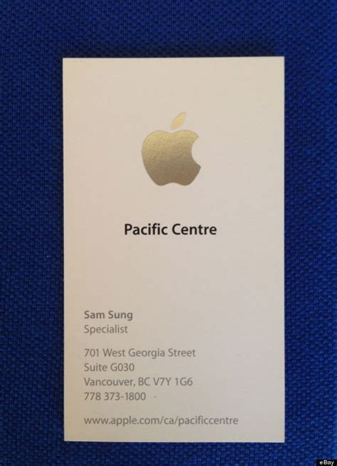 how to make business cards on a mac sam sung auctions apple business card