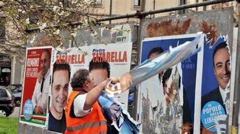 giudice di pace pavia affissioni elettorali a multe per 2 2 milioni dal
