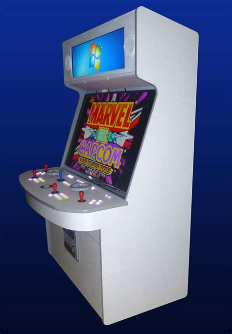 mame cabinet for sale best arcade cabinet ever has 55 inch screen plays over