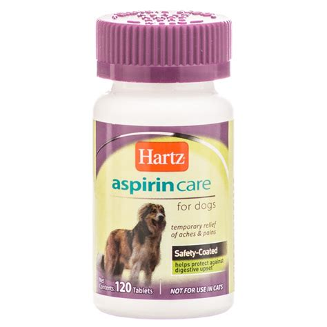 is aspirin safe for dogs hartz hartz aspirin care for dogs supplements