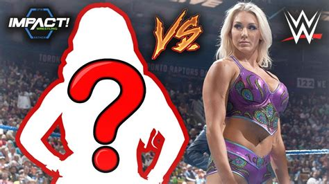 charlotte flair next fight charlotte flair gets into fight with tna gfw chion