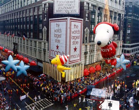 Macy s thanksgiving day parade through the years photos image 14 abc news