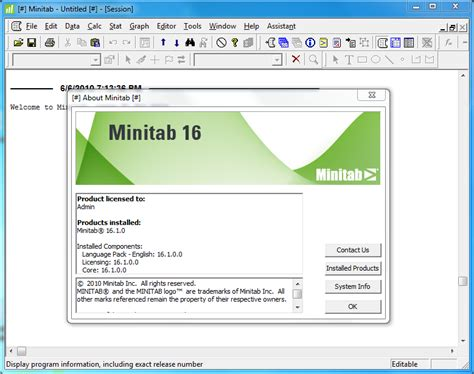 Free Download Full Version Minitab Software | minitab 16 download software full version