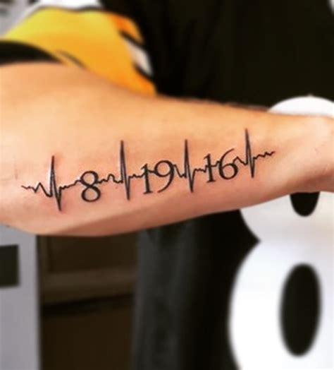 tattooed heart release date my baby s actual heartbeat when she was discharged from