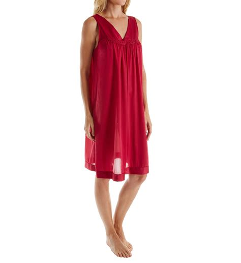 Vanity Fair Nightgowns by Vanity Fair Coloratura Gown 30107 Vanity Fair
