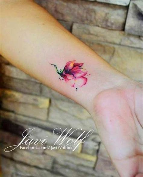 16 beautiful watercolor tattoo designs for women styles