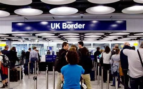 Uk Background Check Uk Border Checks Are A Bad Joke Whistleblower Claims Telegraph