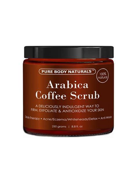 Scrub Gel Woo Tekh arabica coffee scrub pemborongonline wholesale buying
