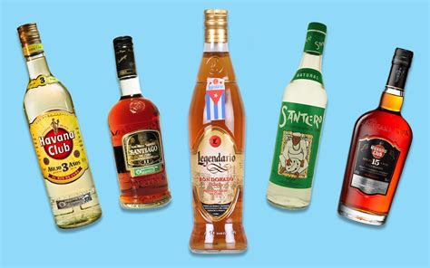 best rum cuban rums to bring home with you travel leisure