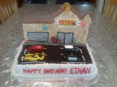 cakes petco ethan s petco cake my cakes cake