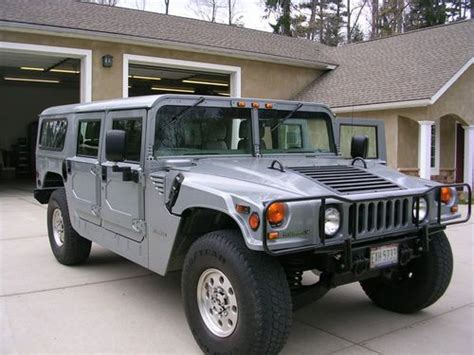 auto body repair training 1995 hummer h1 engine control buy used 1995 h1 hummer in north canton ohio united states for us 42 500 00
