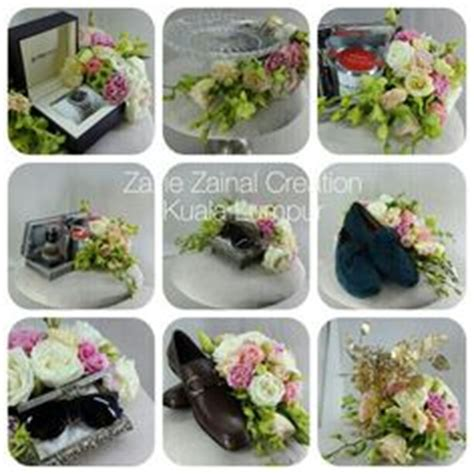 Seserahan Brown Gold Pakai Kaki 1000 images about gubahan on trays wedding bouquets and wedding