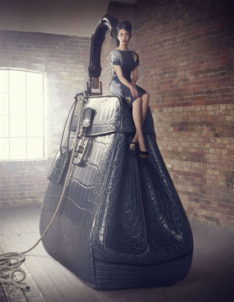 The Big Bag Trend Just Got Bigger by Style Pantry The Big Bag Theory In Harrods Magazine