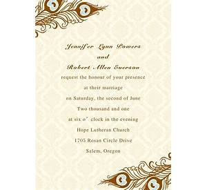 69 invitation letter design sample sample career objective in professionally design wedding invitation card template stopboris Gallery