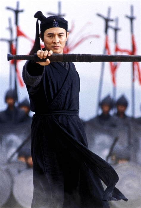 film bagus jet li tarkowski jet li in hero movie costumes pinterest