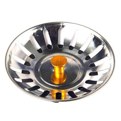 2x 80mm Strainer Waste Kitchen Sink Plugs Replacement Fits Franke Kitchen Sink Plugs