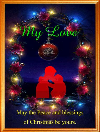 christmas love card  love ecards greeting cards