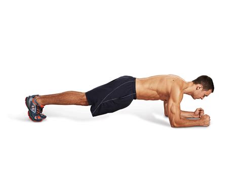 plank excercises plank video watch proper form get tips more muscle