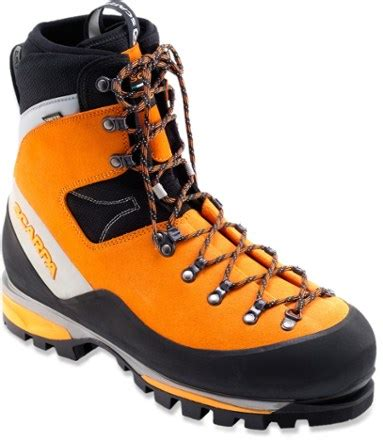 rei mens winter boots scarpa mont blanc gtx mountaineering boots s at rei