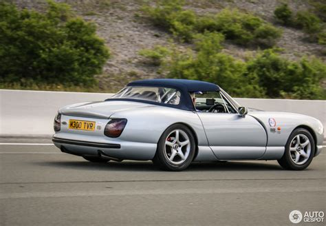 Tvr Chimeara Tvr Chimaera 400 9 October 2016 Autogespot