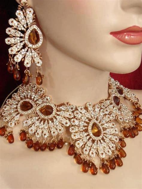 2007 Fashion Trends Nersels Designer Trendy Gold Jewelry by Beautiful Bridal Jewellry Xcitefun Net
