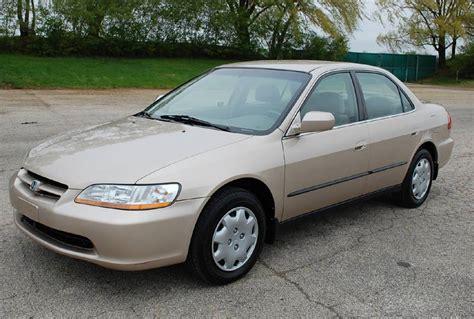2000 honda accord lx 4d sedan only 95k