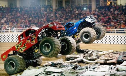 monster truck entertainment gonzales la groupon
